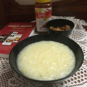 GOOD FRIDAY RICE CONGEE – Rice and Coconut Gruel
