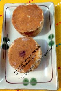 JAP0NAISE CAKES / ALMOND MERINGUE TORTE