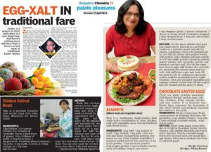 Deccan Chronicle 17th April 2014