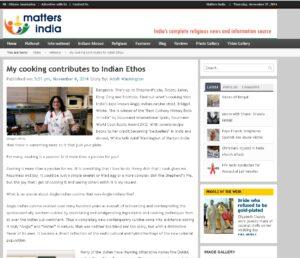 Interniew Matters India Fr. Adolf