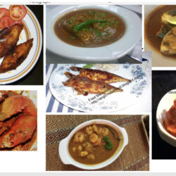 SOME ANGLO-INDIAN SEAFOOD RECIPES FOR LENT